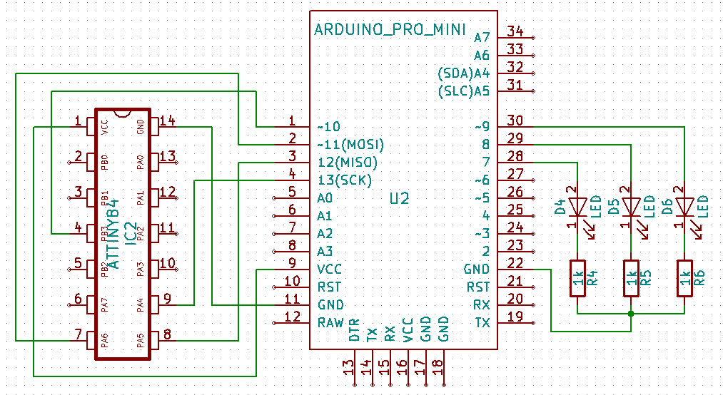 Arduino isp programmer download