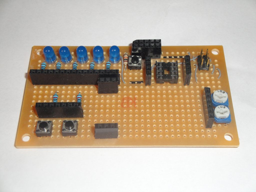 Arduino Slovakia - CTC timer in ATtiny85 microcontroller