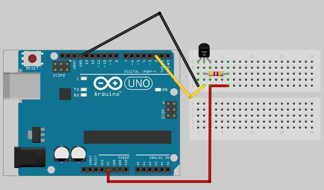 Arduino Slovakia - Create the DS18B20 list in the C++ array