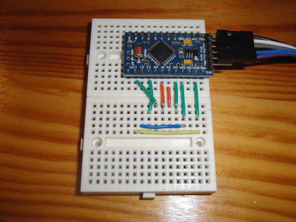 Arduino Slovakia - Arduino and OLED display 0 96