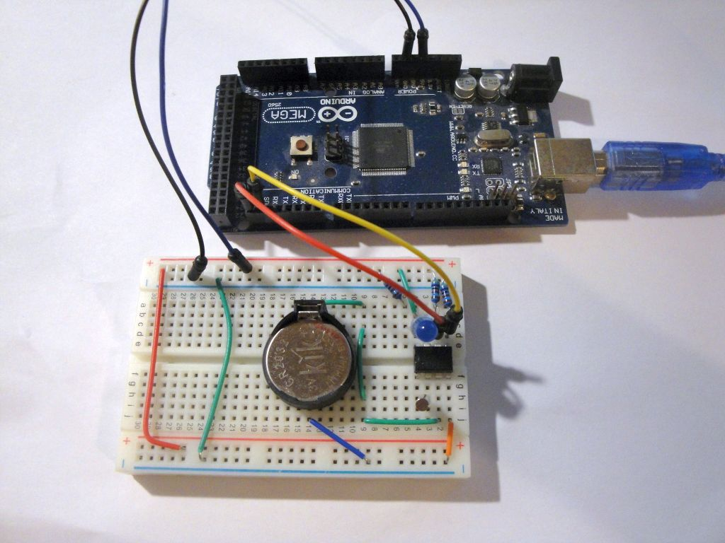 Arduino Slovakia Ds1307 And Square Wave Output Ds1307realtimeclockschematic The Generated Signal May Be Set At A Different Frequency In This Article We Will Show Setting Of How To Connect It