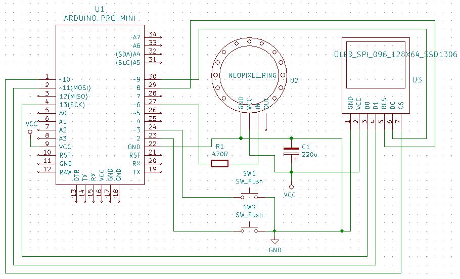Arduino Slovakia - NeoPixel Ring HSV - Neverending story